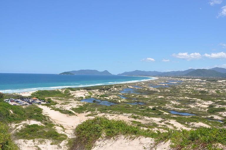 Praia da Joaquina |©Mike Vondran/WikiCommons