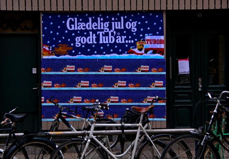 København / Copenhagen. På Fredericiagade