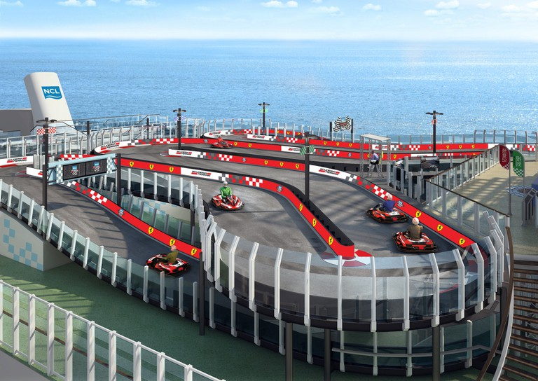 Image courtesy of Norwegian Cruise Liner