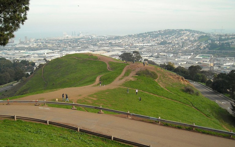 Workout with Workout on the Hill on Bernal Heights