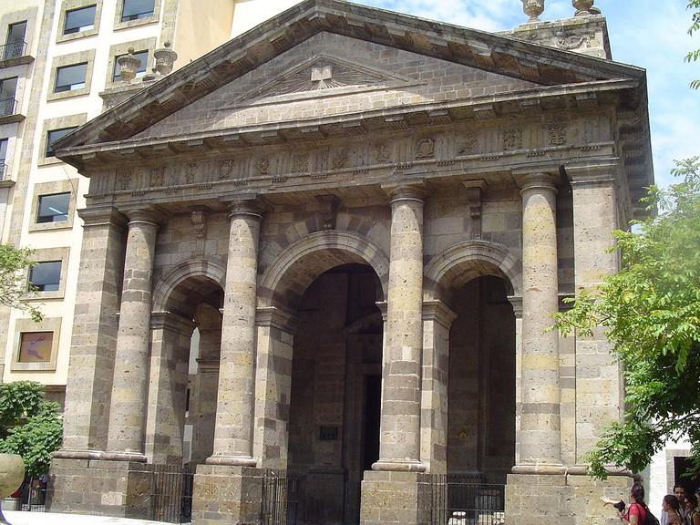 Old University of Guadalajara
