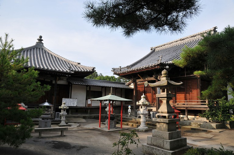 Tenno-ji Temple