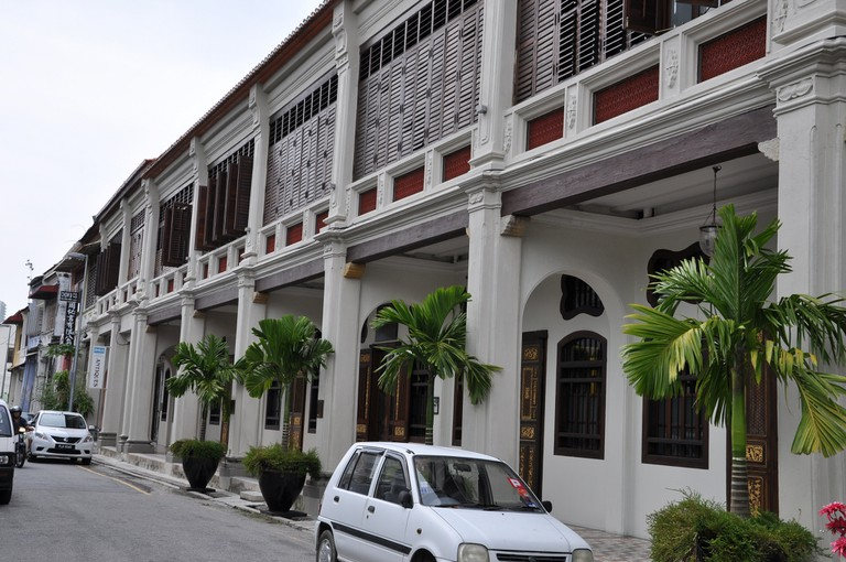 Seven Terraces heritage building converted into hotel