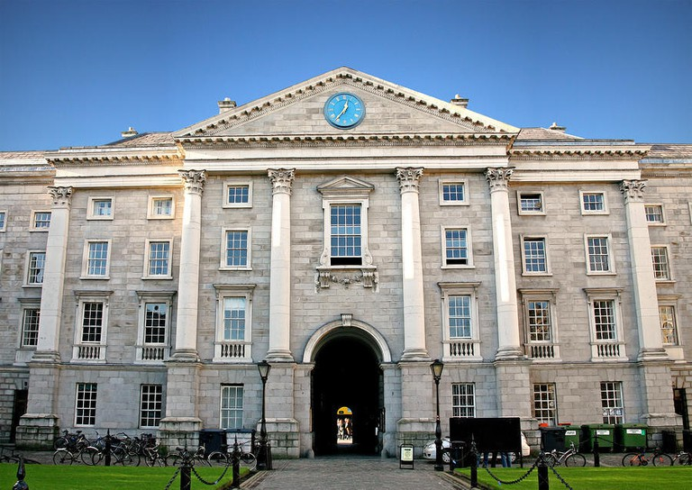 Trinity College Dublin | © Irish Jesuits/Flickr