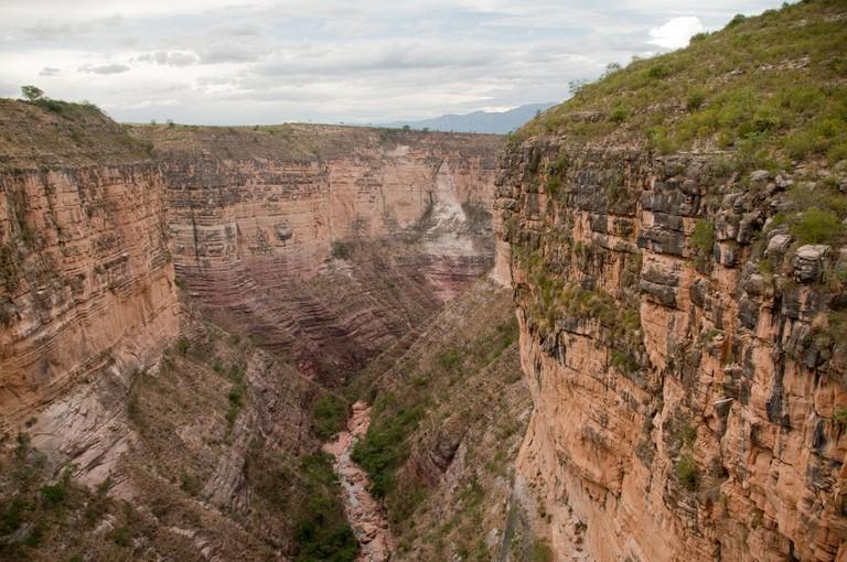 Canyon in Torotoro