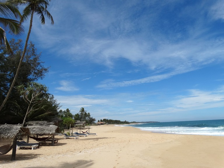 Sri Lankan beaches