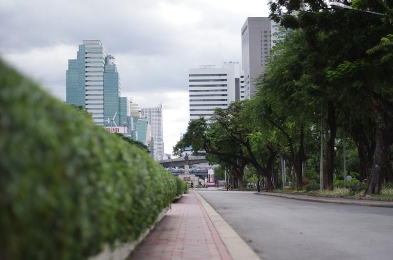 lumphini park (Bangkok)