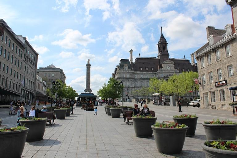 Place Jacques-Cartier, Montreal