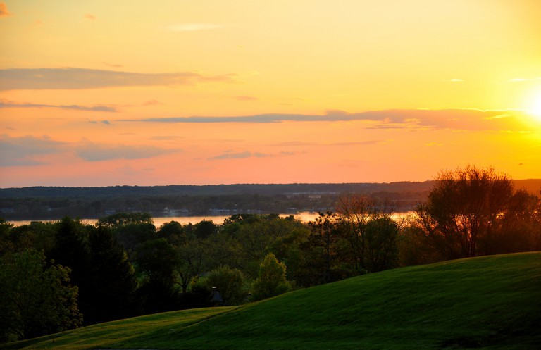 The Mississippi at Nauvoo, IL | © Kimberly Vardeman/Flickr