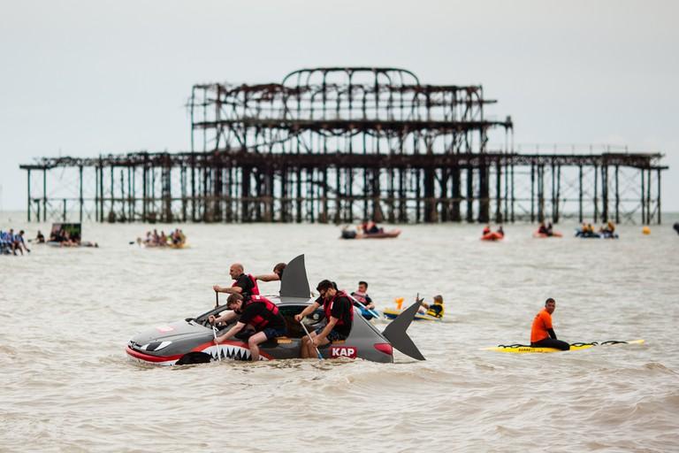 Paddle Round the Pier | © Split the Kipper/Flickr