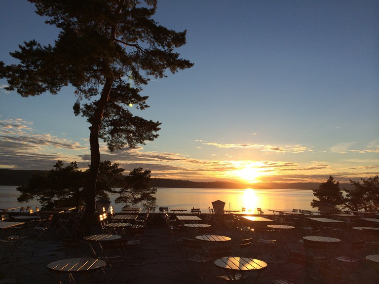 Enjoy Oslo's long midsummer nights while you wait for term start to pass