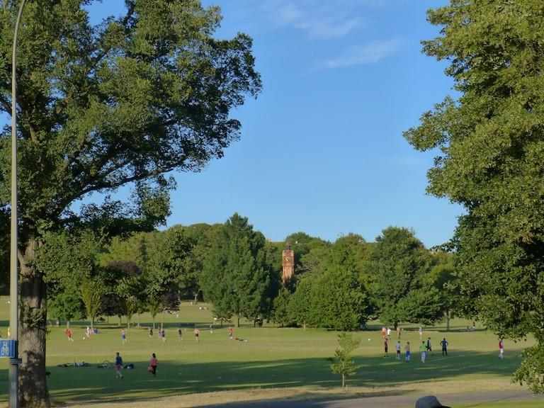 Preston Park | ©Les Chatfield/Flickr