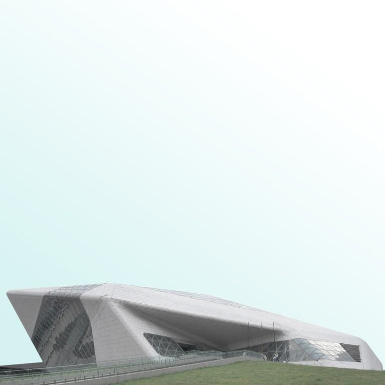 Guangzhou Opera House, Zaha Hadid Architects