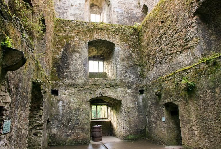 Blarney Castle Interior Family Room | © Ben Snooks/Flickr