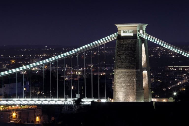 Suspension Bridge | ©Charlie Marshall | Flickr