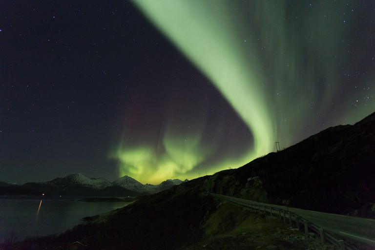 Northern Lights near Tromsø