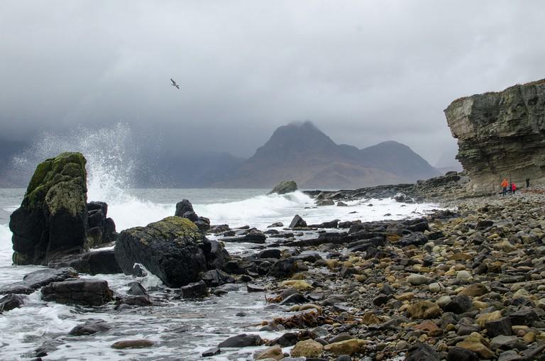 Weather On Skye   © Neil H / Flickr