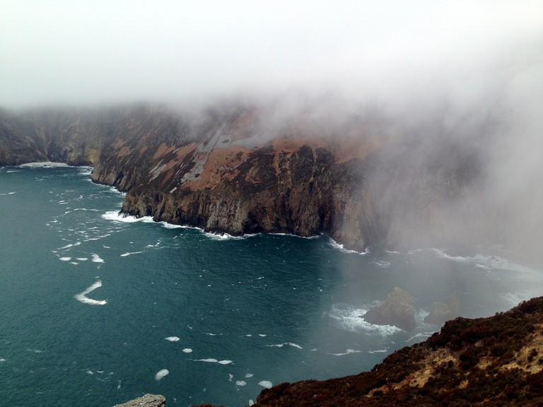 Slieve League, Donegal | © Sean MacEntee / Flickr