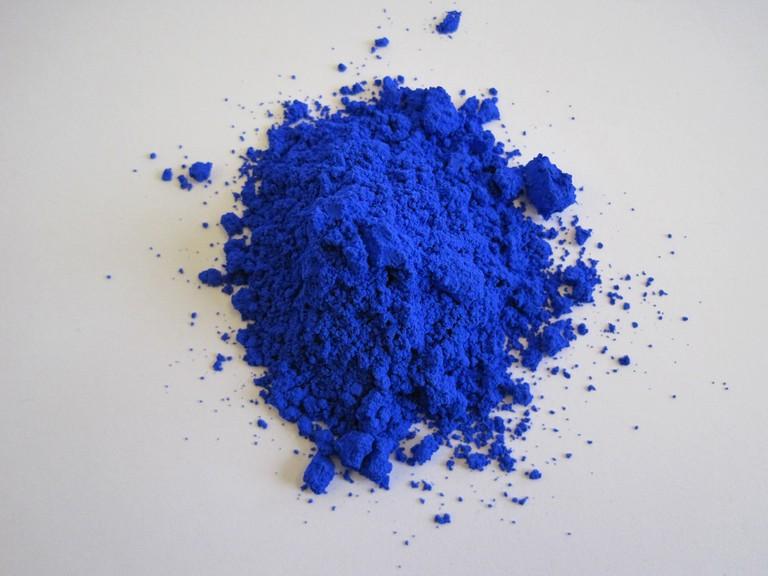 Blue Pigment   © Oregon State University