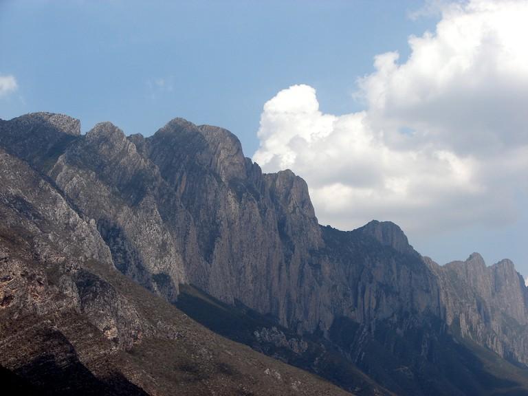 La Huasteca, Nuevo León