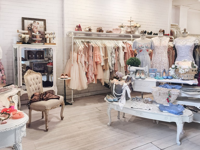 Boutique 1861, Montreal | Courtesy of 1861