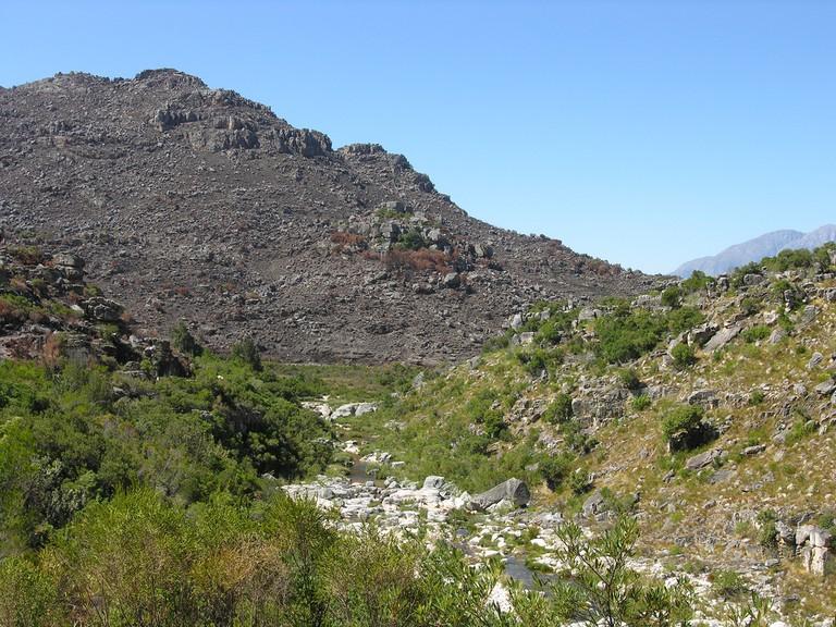 From Worcester to Stellenbosch