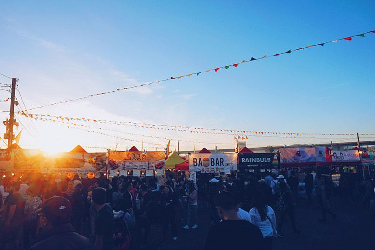 Richmond Night Market: a haven for foodies