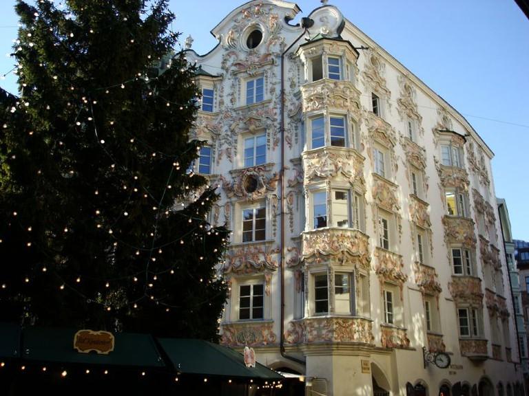 Innsbruck Christkindlmarkt
