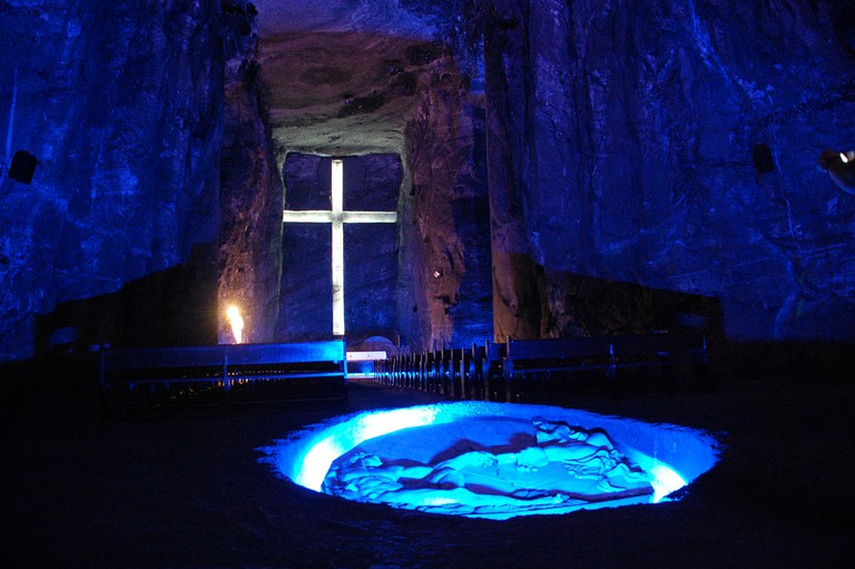 The Salt Cathedral of Zipaquirá I