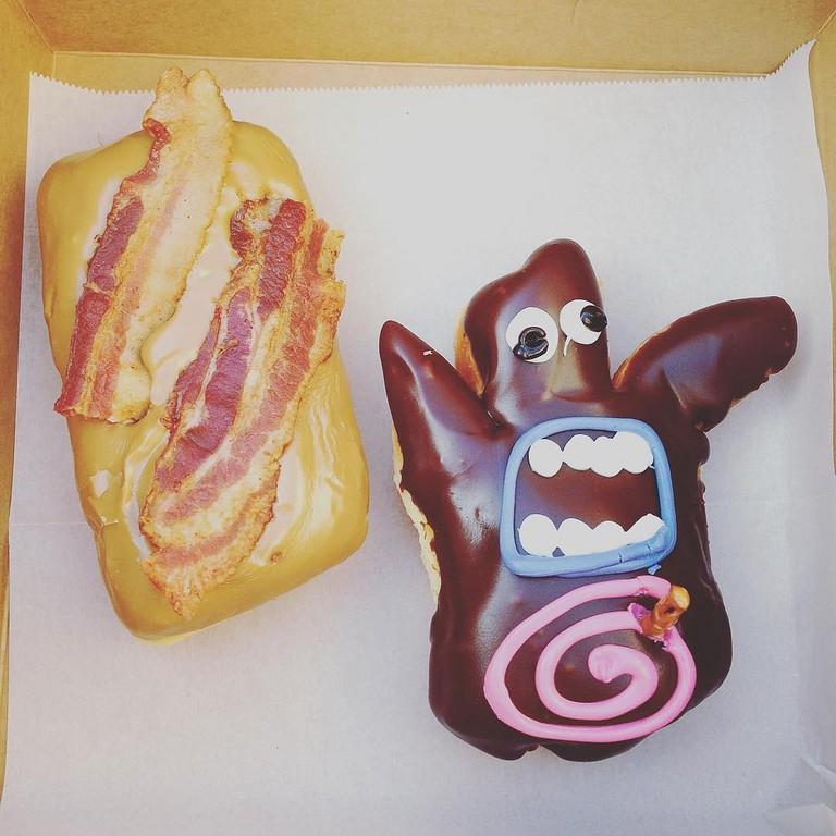 Voodoo Doughnuts | © Brian Chow/Flickr
