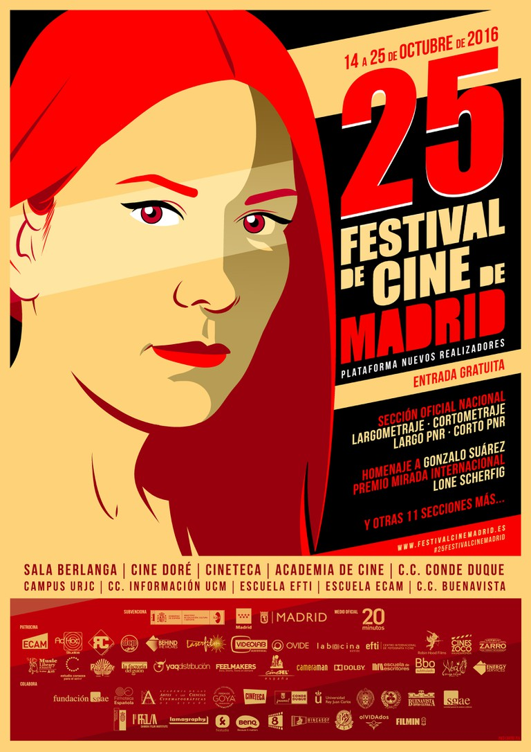 Check out this fall's Festival de Cine in Madrid