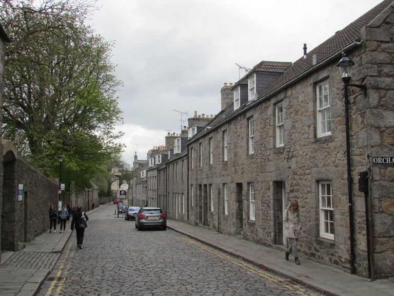 College Bounds, Old Aberdeen
