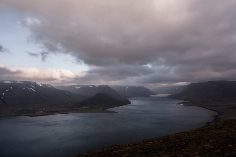 Þingeyri-Westfjörds | © Flickr/Austin Matherne