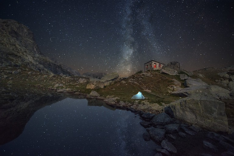 Krasi Matarov is a master of landscape and macro photography