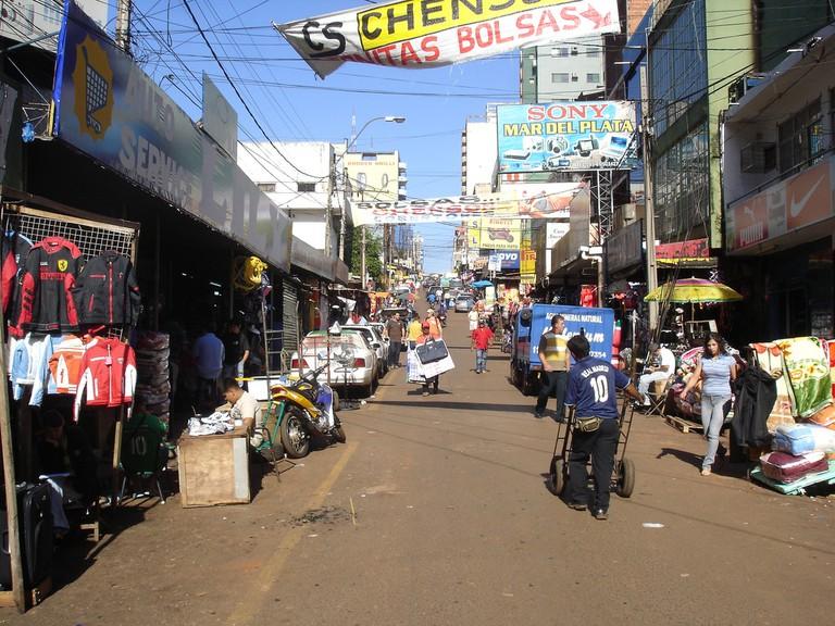 Ciudad del Este: home of knock-off electronics