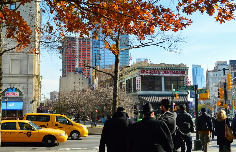 Downtown Brooklyn | Alison Day/Flickr