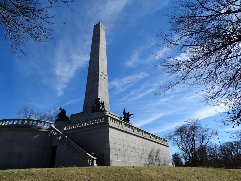 Lincoln Tomb, Oak Ridge Cemetery | © Adam Jones/Flickr