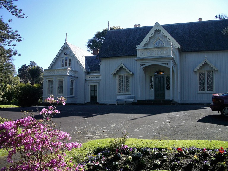 Auckland, Highwic House