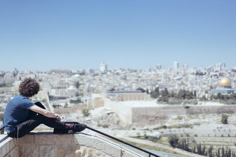 Jerusalem is especially calm on Saturdays