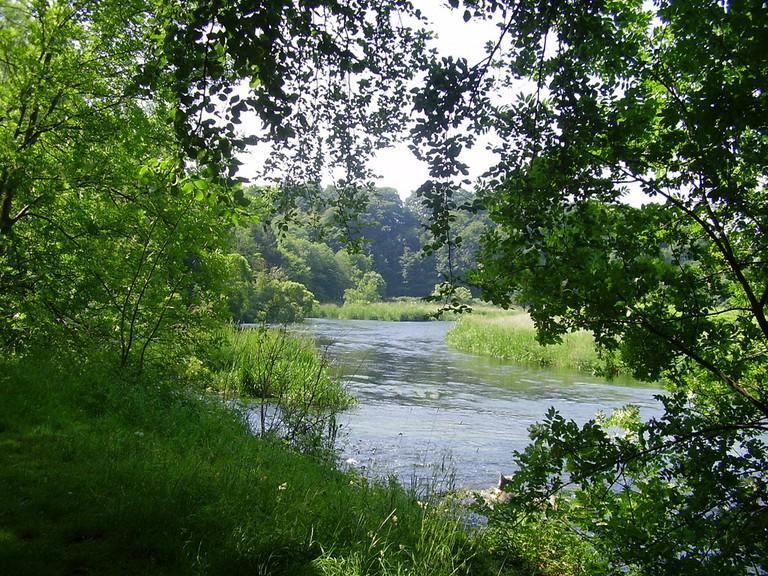 River Don at Seaton Park