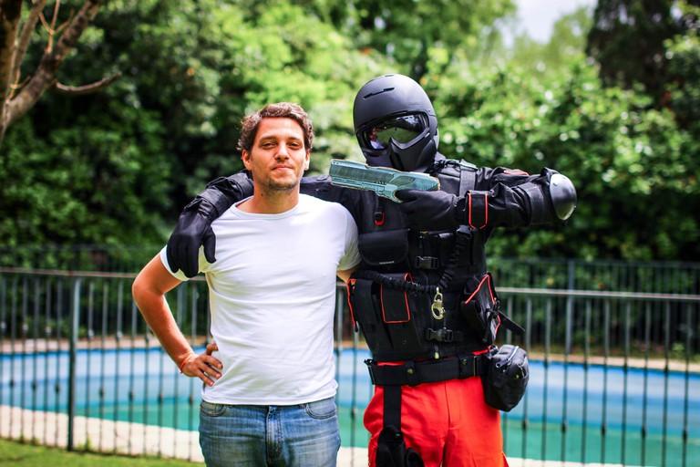The virtual reality, film and animation studio 3dar