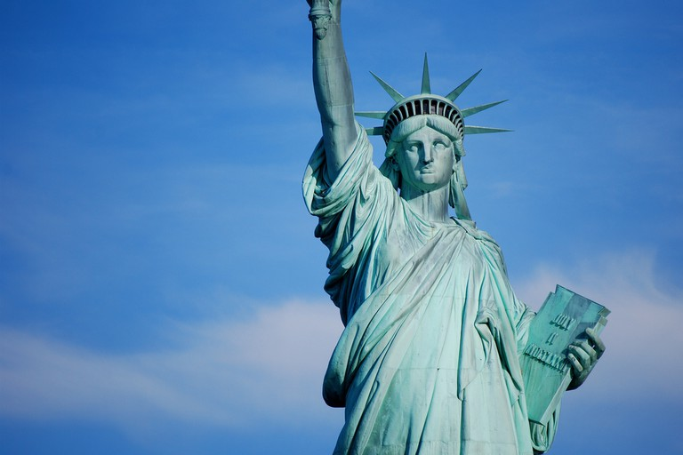 Statue of Liberty | © Celso FLORES / Flickr