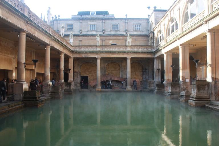 Bath | © M Thierry / Flickr