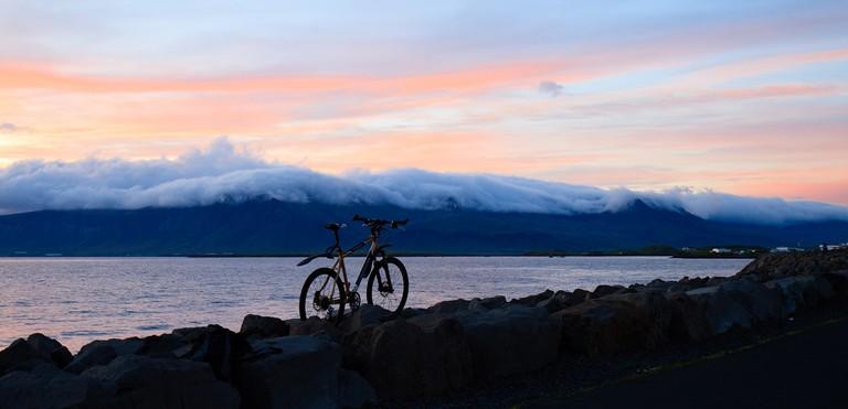 Midnight in Reykjavík | © Flickr/Stig Nygaard