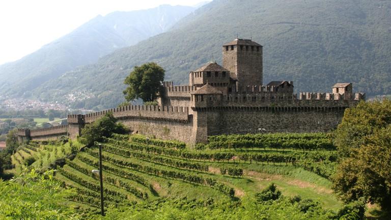 The Castle Montebello
