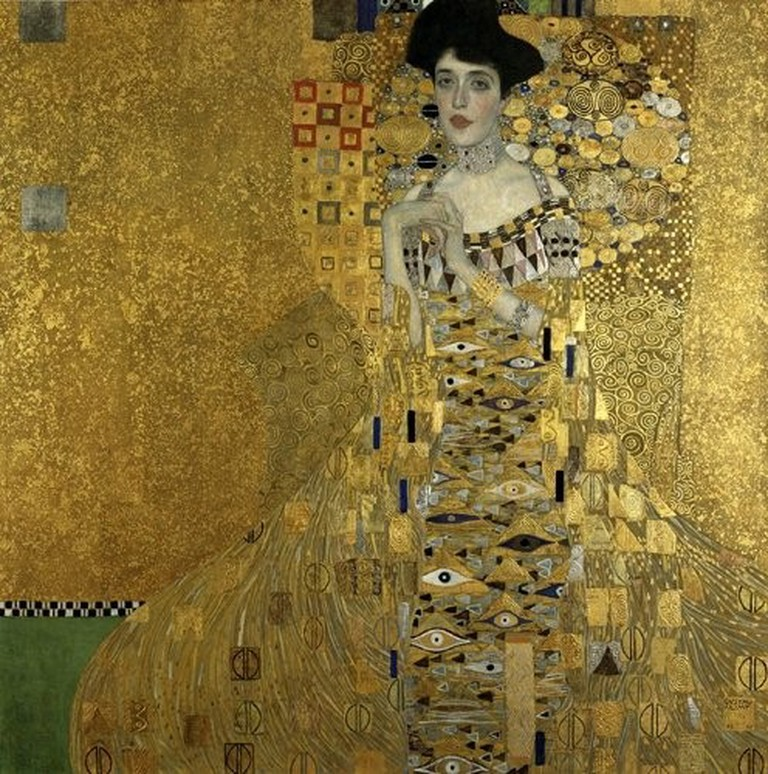 Portrait of Adele Bloch-Bauer by Gustav Klimt ($135,000,000)