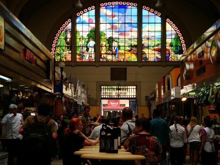 São Paulo's Municipal Market