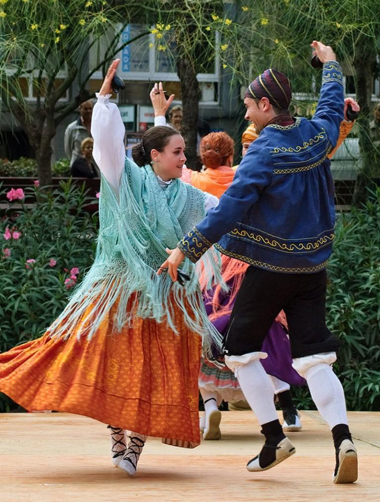 Jota Dance, Spain