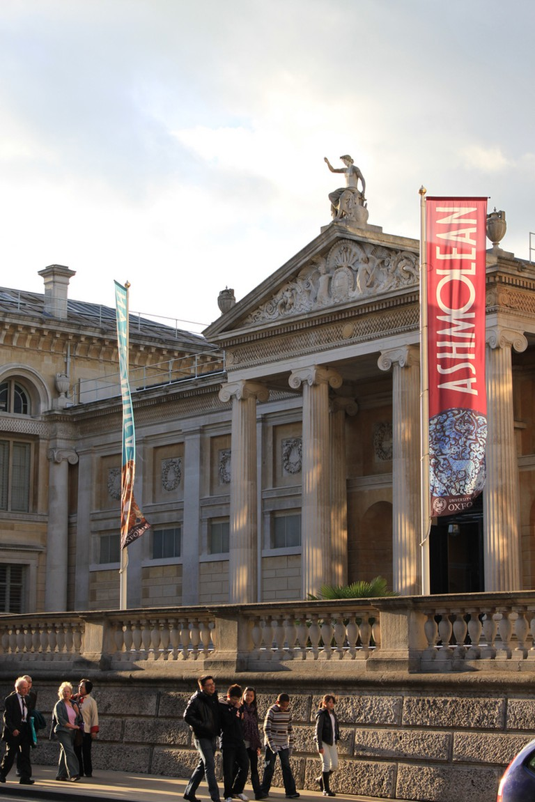 The Ashmolean Museum | © Edmund Gall/Flickr