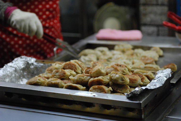 Mandu, Korean dumplings